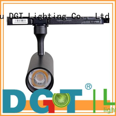 DGT Lighting bedroom track lighting series for outdoor
