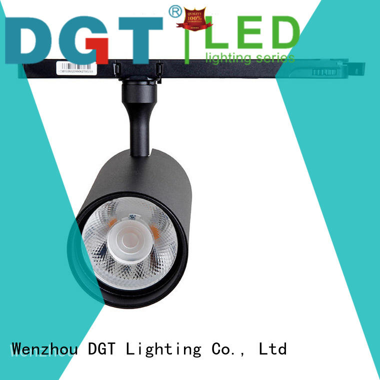 DGT Lighting hot selling bathroom track lighting for stage