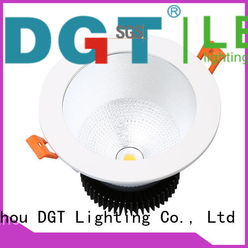 MQ-7352 10W recessed LED downlight for hotel, home, office