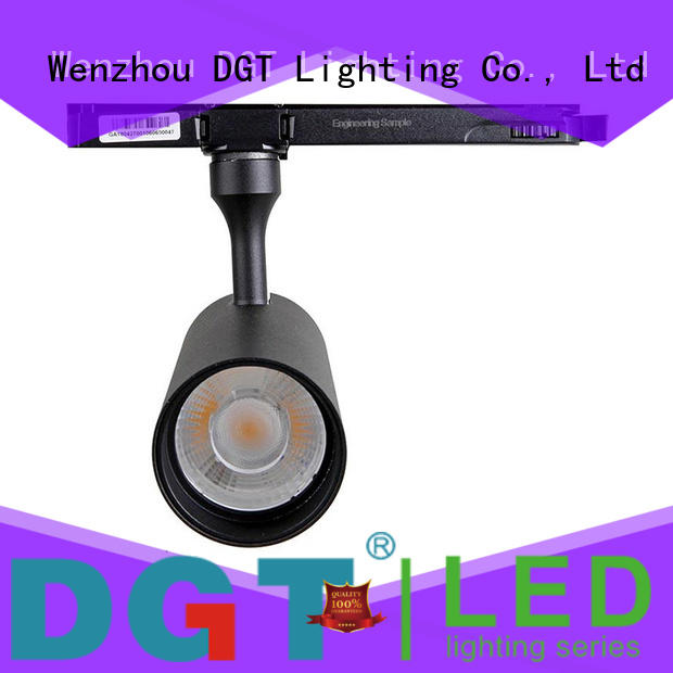 DGT Lighting reliable commercial track lighting customized for bar