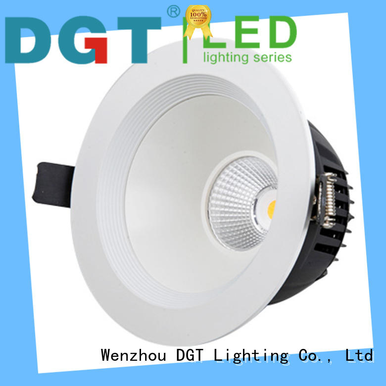 stable adjustable led downlight factory price for househlod