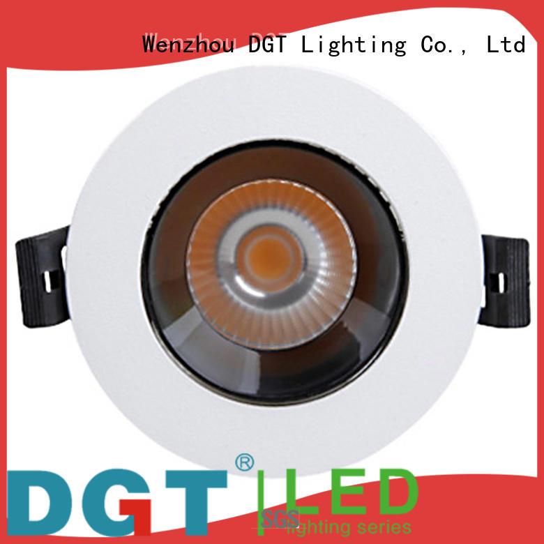 DGT Lighting spotlight fixture design for indoor