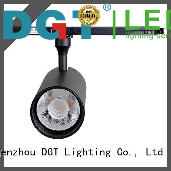 DGT Lighting white track lighting living room directly sale for club