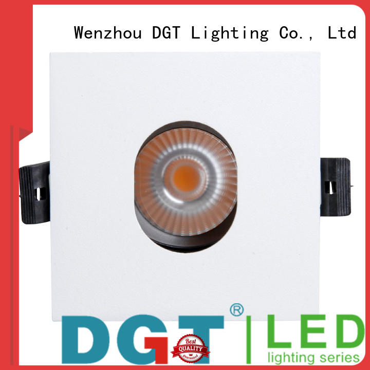 DGT Lighting led spotlights with good price for indoor