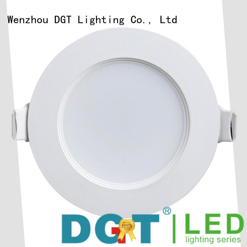 DGT Lighting long lifespan square led downlights wholesale for home