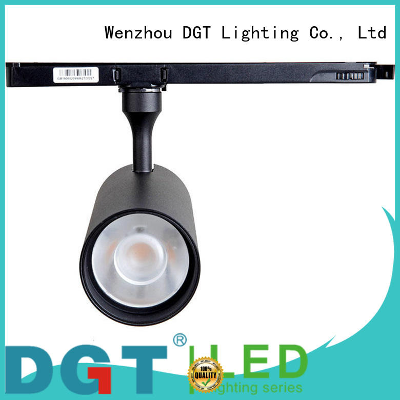 DGT Lighting integrated black track lighting directly sale for outdoor