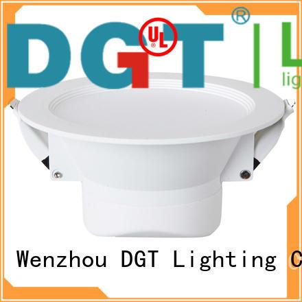DGT Lighting waterproof low profile led downlights wholesale for househlod