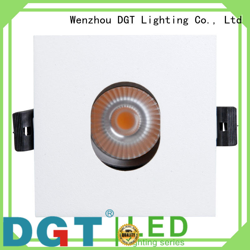 DGT Lighting approved led spotlights inquire now for indoor