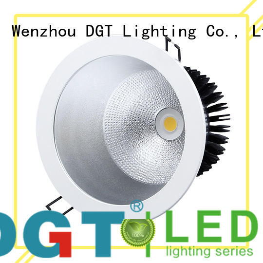 DGT Lighting quality down lights personalized for househlod