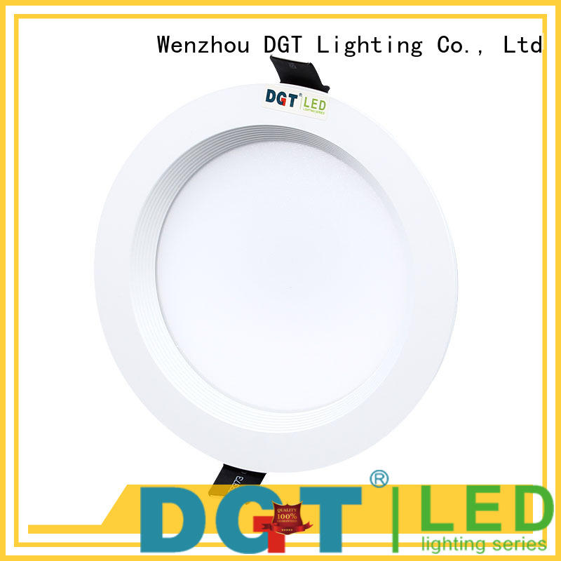 DGT Lighting quality led kitchen downlights personalized for spa