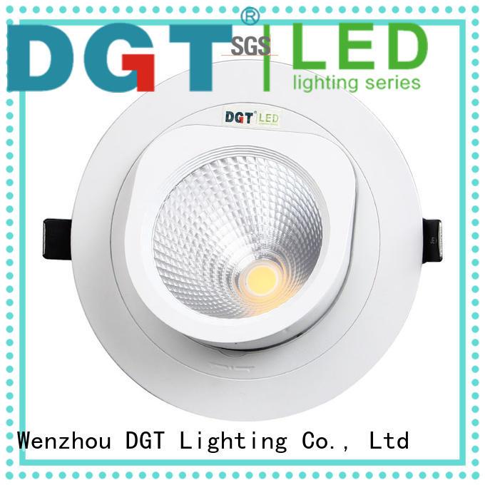 DGT Lighting kitchen spotlights design for club
