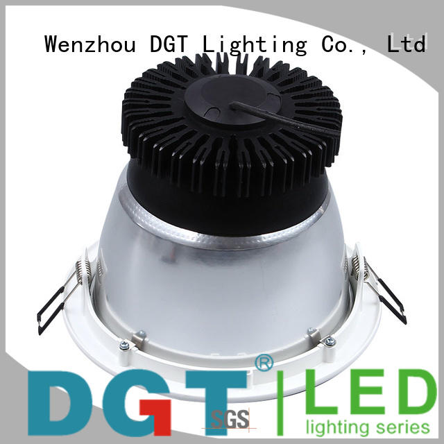 DGT Lighting professional led downlight personalized for bathroom