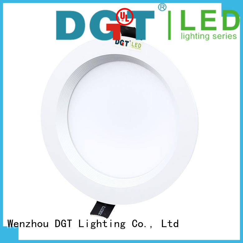 DGT Lighting certificated cob downlight factory price for spa