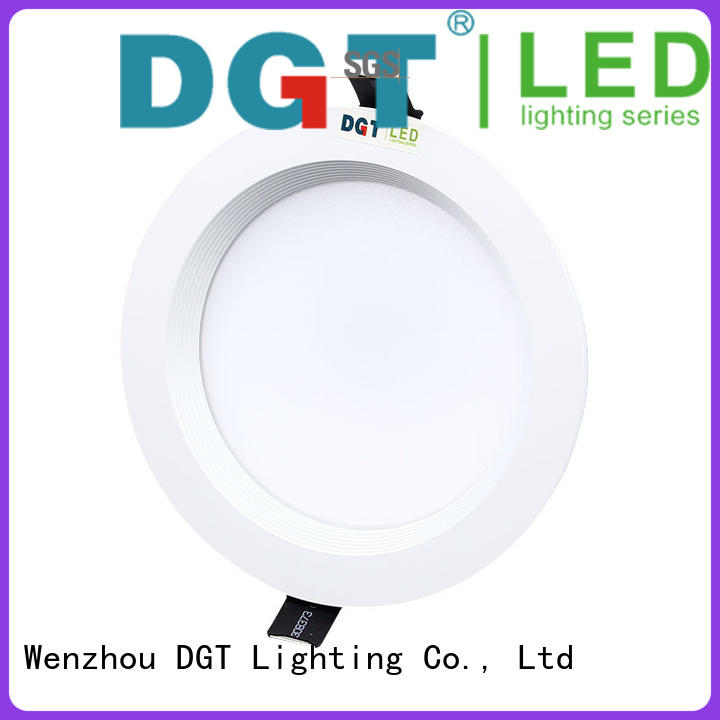 DGT Lighting adjustable downlights personalized for home