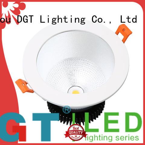 sturdy cob led downlight factory price for bathroom DGT Lighting