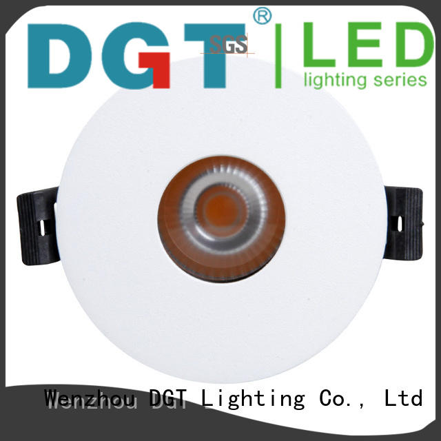 DGT Lighting elegant wall spotlight inquire now for club
