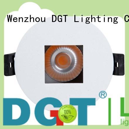 DGT Lighting dim spotlight supplier design for indoor