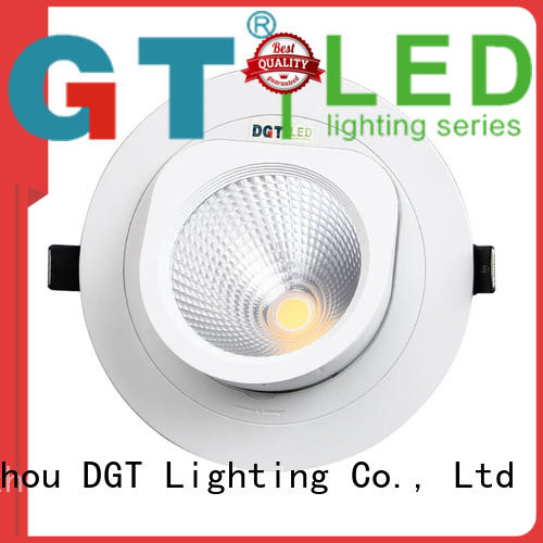dim led recessed spotlights factory for club