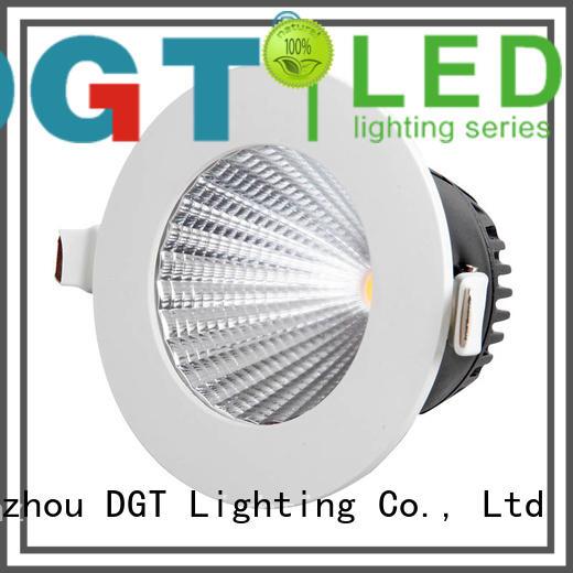 MQ-7381 Anti-glare cob LED downlight economy downlight