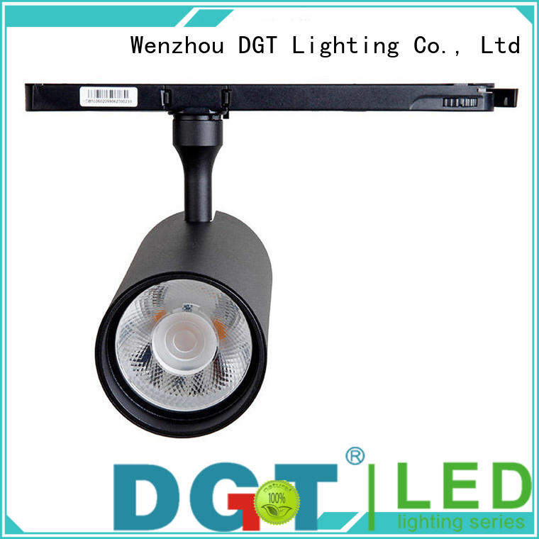 DGT Lighting 46w plug in track lighting from China for outdoor