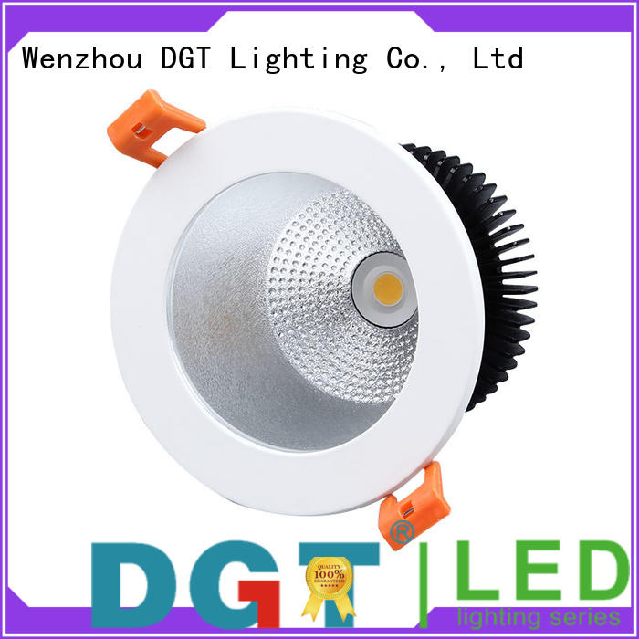 DGT Lighting square downlight wholesale for spa
