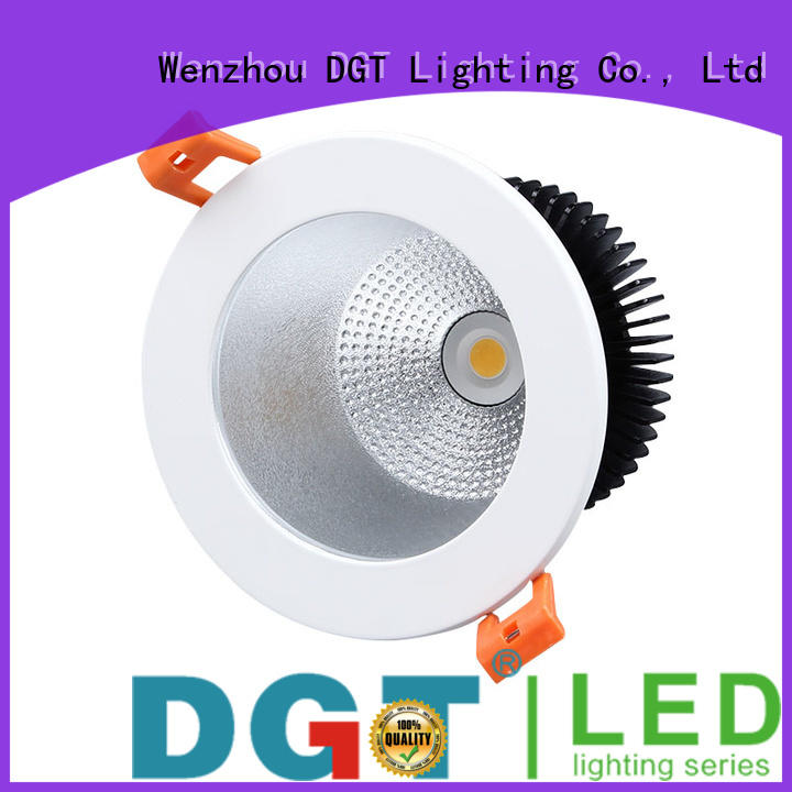 MQ-7351 7W cob home decoration LED downlight easy assembly