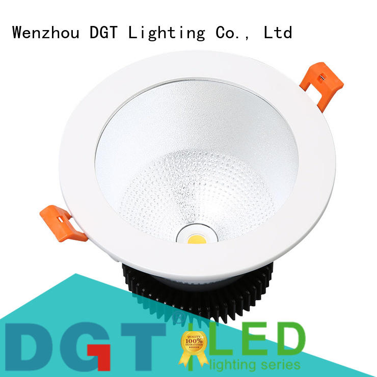 DGT Lighting waterproof adjustable led downlight supplier for househlod