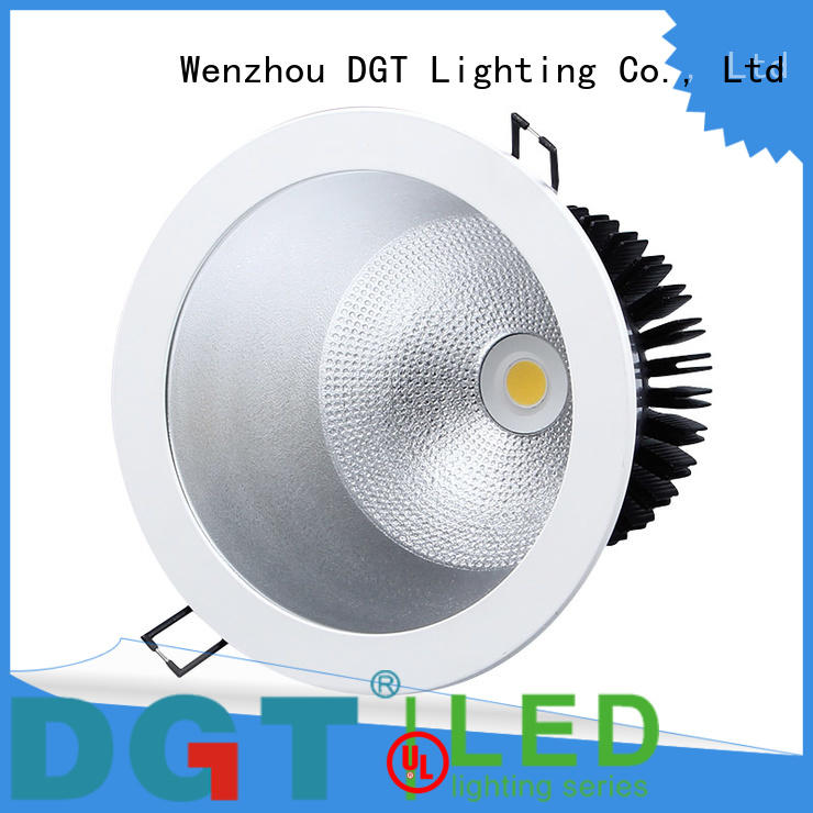 DGT Lighting stable led downlight supplier wholesale for bathroom