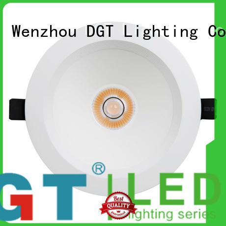 DGT Lighting sturdy 240V downlight personalized for househlod