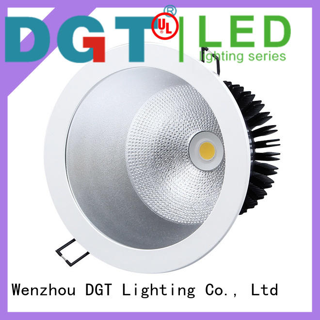 DGT Lighting professional high quality led downlight personalized for bathroom
