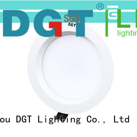 DGT Lighting waterproof high quality led downlight supplier for bathroom