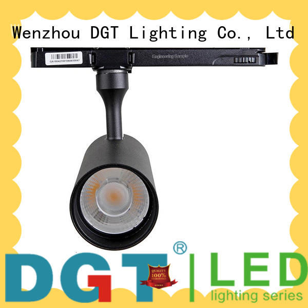 MD-5312 DGT 22W integrated cob led track light Dali dimmable driver