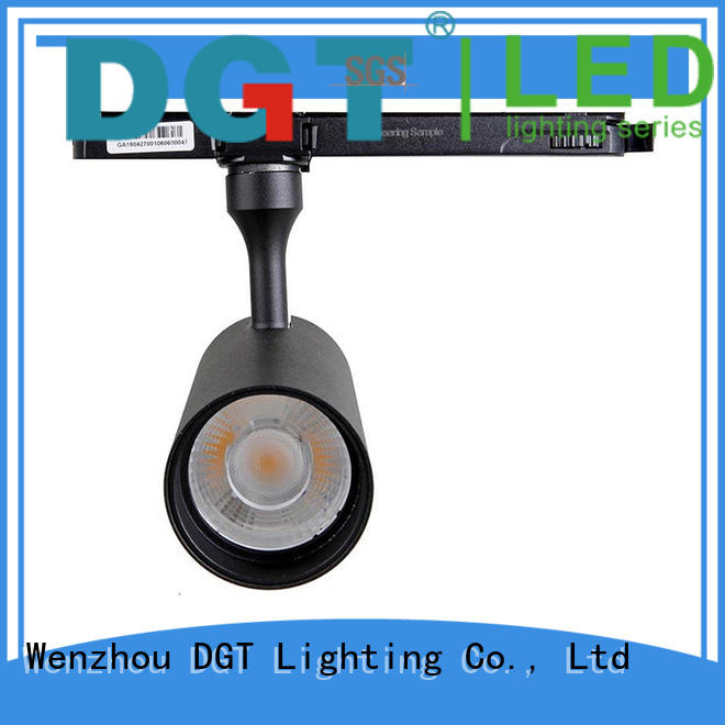 DGT Lighting commercial bathroom track lighting for stage