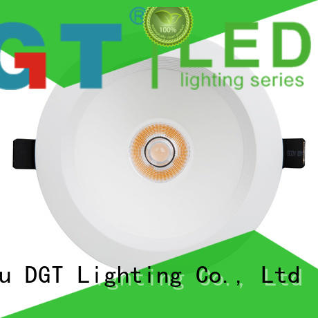 DGT Lighting sturdy kitchen downlights factory price for spa