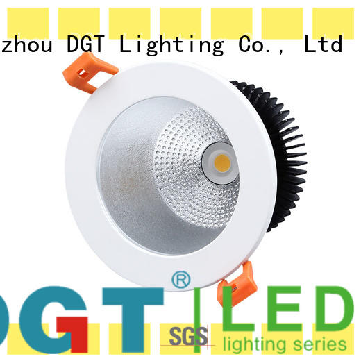 DGT Lighting waterproof led downlight factory for home