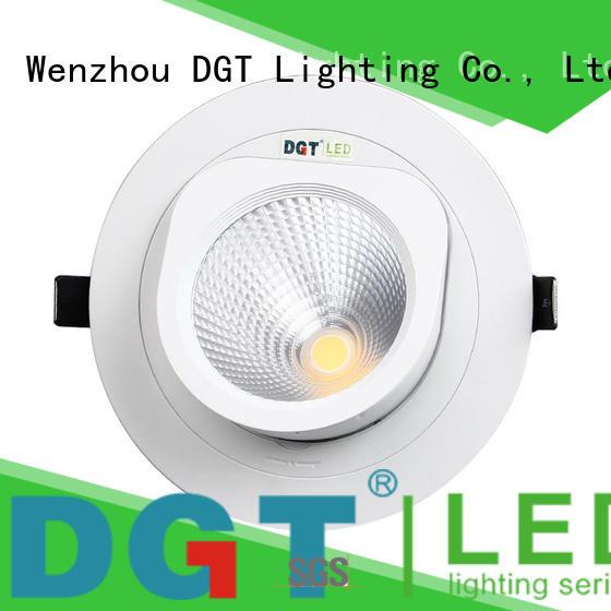 led ceiling spotlights design for commercial DGT Lighting