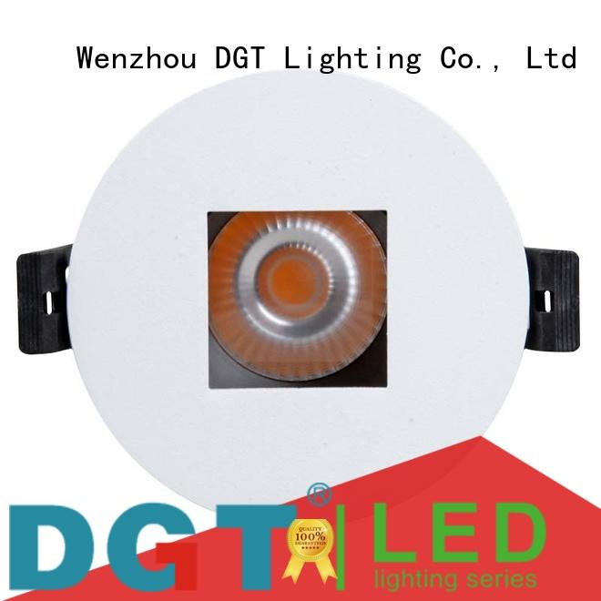DGT Lighting kitchen spotlights factory for commercial