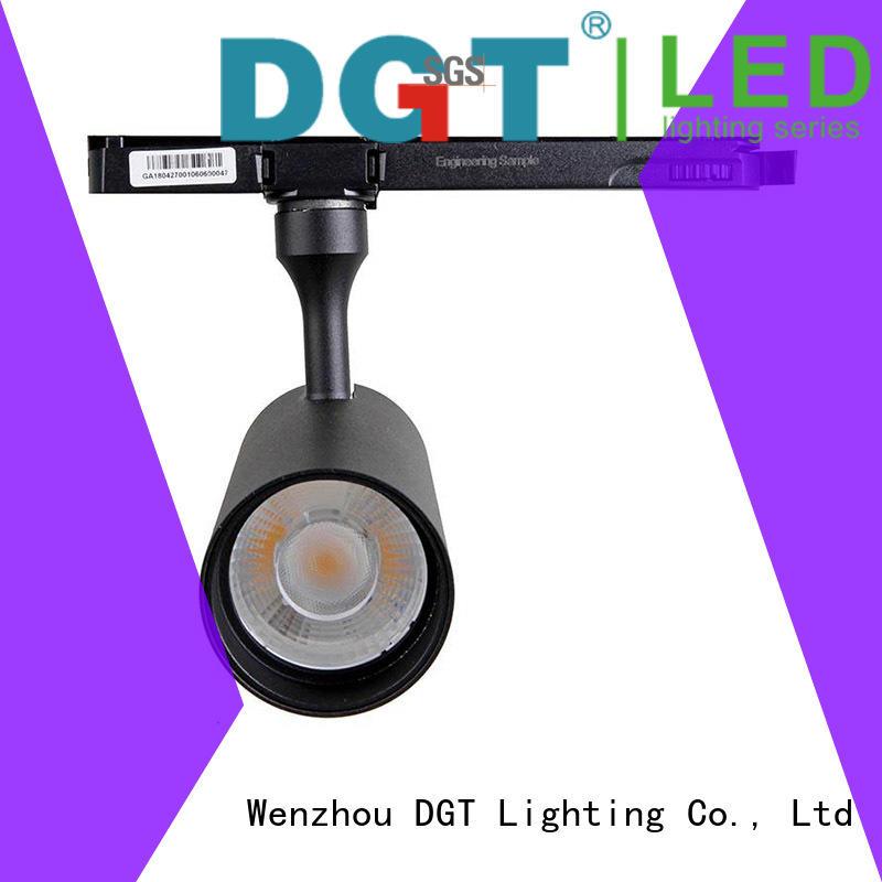 commercial black track lighting manufacturer for club
