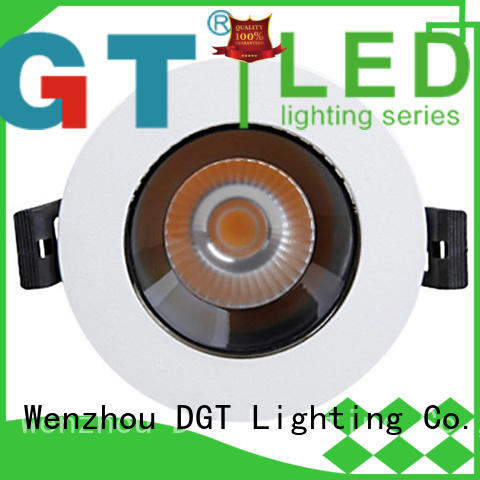 MQ-1810 Durable 2700K-5000K COB Recessed LED Spotlight