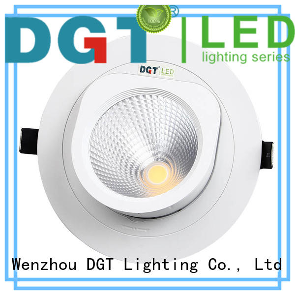 DGT Lighting elegant recessed spotlights factory for bar