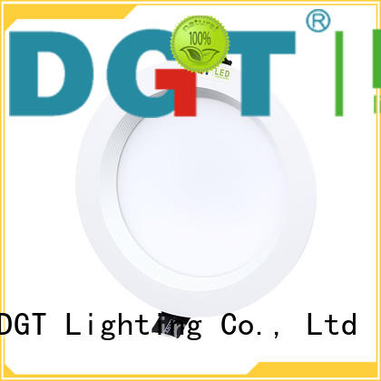 DGT Lighting certificated led downlight 12w for home