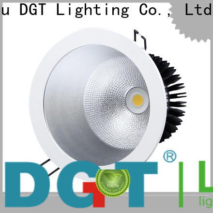long lifespan square led downlights supplier for bathroom