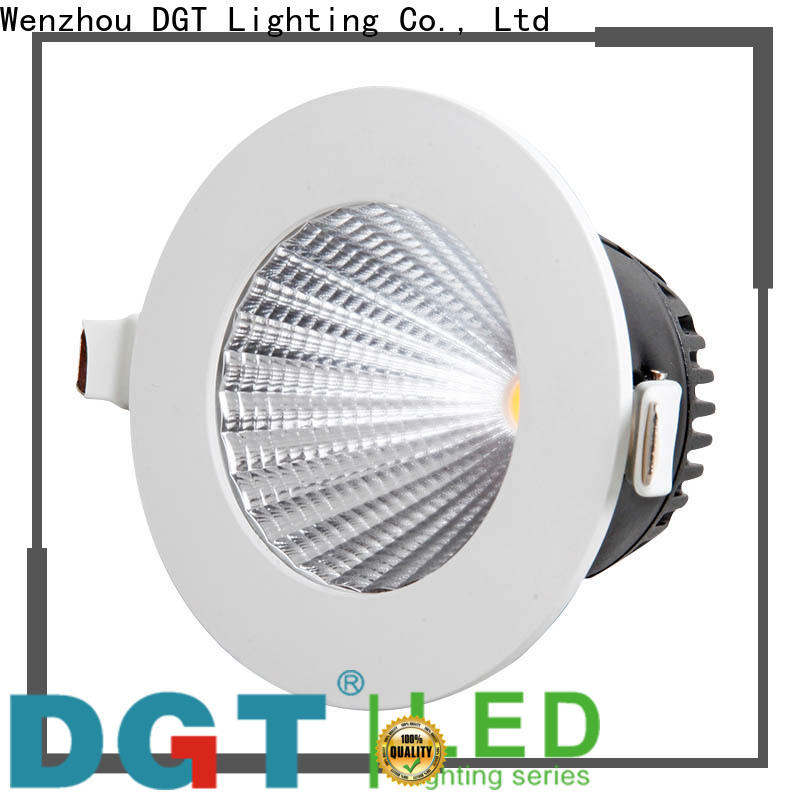 waterproof led downlight globes personalized for spa