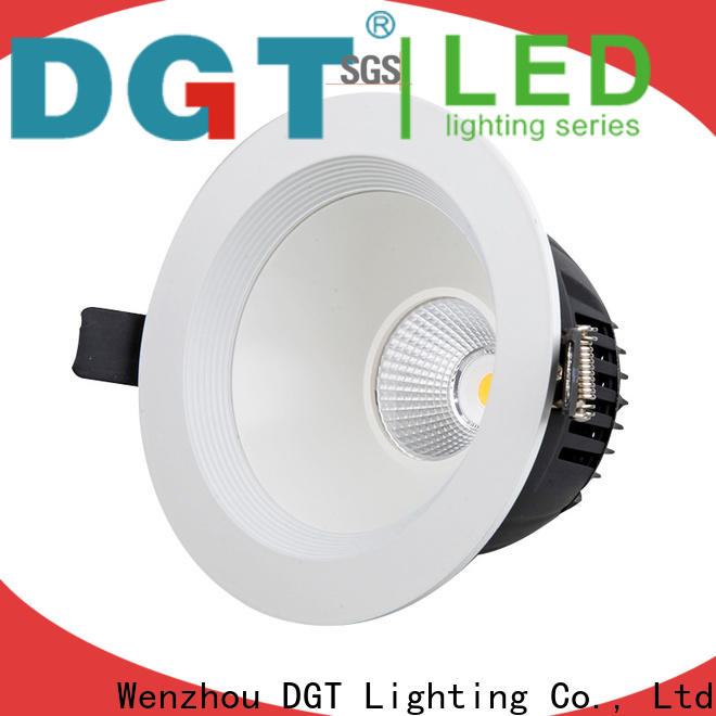 DGT Lighting ceiling downlights supplier for bathroom