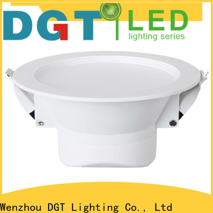 DGT Lighting bathroom downlights personalized for home