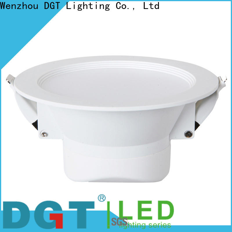 DGT Lighting square led downlights factory price for househlod