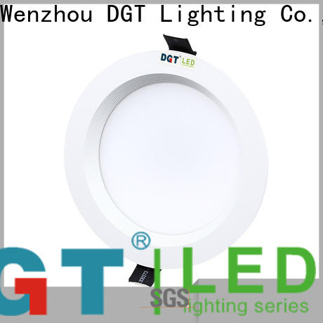 DGT Lighting ceiling downlights factory price for househlod
