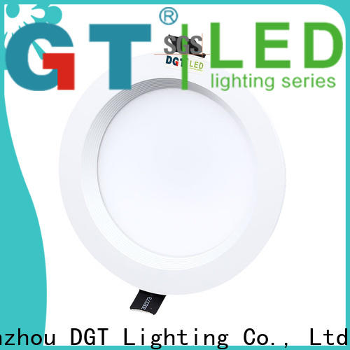 DGT Lighting waterproof best led downlights wholesale for bathroom