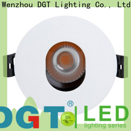 DGT Lighting efficient spot downlight inquire now for commercial