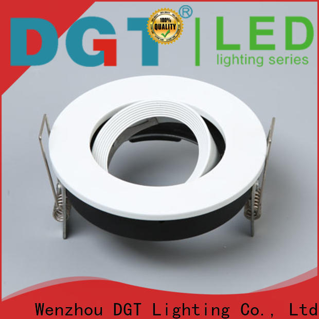 DGT Lighting efficient mr16 light fitting factory for home